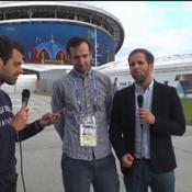 France-Australie J-1 : l'avis de nos envoyés spéciaux à Kazan