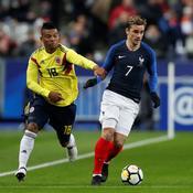 Revivez le match amical France-Colombie
