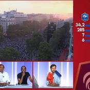 France-Croatie : le débrief' avec nos spécialistes après le sacre des Bleus