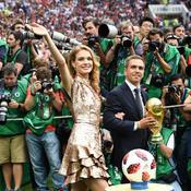 Natalia Vodianova et Philipp Lahm
