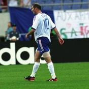 Coupe du monde 2002: la blessure de Zidane, les Bleus dehors