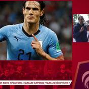 France-Uruguay: Cavani titulaire ?