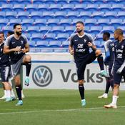 France-USA : Les Bleus avec Giroud et Pogba pour leur dernière répétition