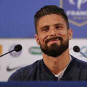 Olivier Giroud - Crédit : AP Photo/David Vincent