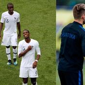 Kanté-Pogba vs Rakitic-Modric : le choc des héros