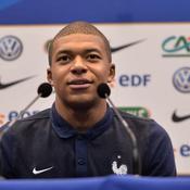 Kylian Mbappé est le joueur le plus médiatisé chez les Bleus