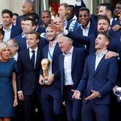 L'équipe de France entre célébrations, vacances et transferts