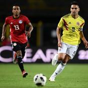 La Colombie bute sur l'Egypte, même sans Salah