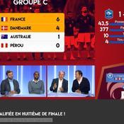 Le debrief de France-Pérou avec nos spécialistes