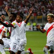 Le Pérou à la fête, à l'image des Sud-Américains