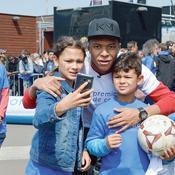 Les Bleus champions du monde et de la solidarité