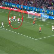 Coupe du monde 2018 : les buts du Maroc face à l'Espagne en vidéo