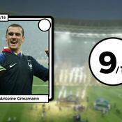 Les notes des Bleus après France-Croatie : Griezmann comme Zidane, Kanté passe à côté