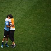 Edinson Cavani-Luis Suarez.