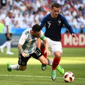 Duel Messi-Griezmann