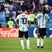 L'Argentine éliminée