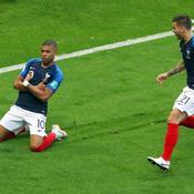Kylian Mbappe buteur face à l'Argentine