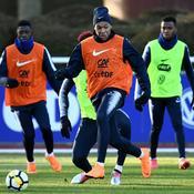 Martial, Pogba et Thauvin ménagés avec les Bleus