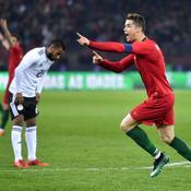 Ronaldo fait plier l'Egypte, l'Argentine sans Messi s'offre l'Italie