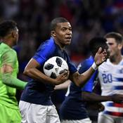 Kylian Mbappé - Crédit : AFP PHOTO - JEFF PACHOUD.jpg