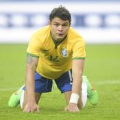 Mondial 2018 : Le Brésil freiné, Thiago Silva stoppé net