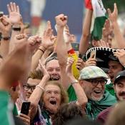 Mondial 2018 : le but de Lozano contre l'Allemagne provoque un mini-séisme à Mexico