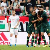Mondial 2018 : Les adversaires des Bleus engrangent de la confiance