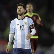 Mondial 2018 : Messi et l'Argentine piétinent encore