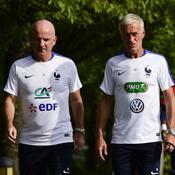 Guy Stephan et Didier Deschamps