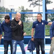 Zidane, France 98
