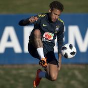 Neymar a retouché le ballon et se remet «mieux que prévu» de sa blessure
