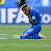 Neymar fond en larmes à l'issue du match face au Costa Rica