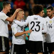 Victorieuse en Irlande du Nord, l'Allemagne valide son billet pour le Mondial