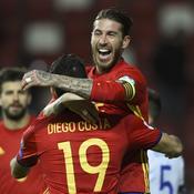 L'Espagne se balade mais l'Italie reste au contact