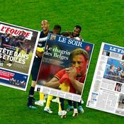 Revue de presse après France-Belgique : «On est en finale», «La tête dans les étoiles»