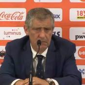 Santos : «Les gens ne doivent pas oublier qu'on est champion d'Europe»