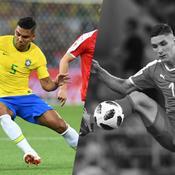 Tops/Flops Serbie-Brésil : Casemiro aux fourneaux, Milenkovic dépassé