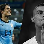 Tops/flops Uruguay-Portugal : Cavani frappe très fort, on n'a pas vu Ronaldo
