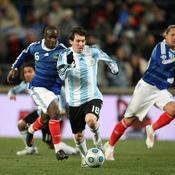 Messi au Vélodrome