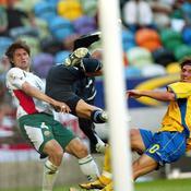 Euro 2004 : Suède-Bulgarie (5-0)