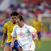 Euro 2004 : Suède-Pays-Bas (0-0, 4 tab 5)