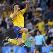 Euro 2008 : Grèce-Suède (0-2)