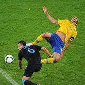 Euro 2012 : Suède-Angleterre (2-3)