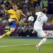 Euro 2012 : Suède-France (2-0)