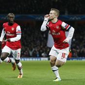 Arsenal-OM : but Wilshere