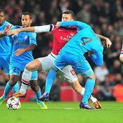 Arsenal-OM : Giroud-Mendes