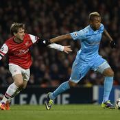 Arsenal-OM : Jordan Ayew