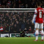Arsenal-OM : Mandanda 2e but