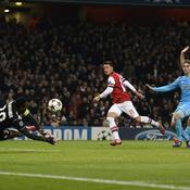 Arsenal-OM : Ozil occasion