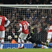 Arsenal-OM : Penalty
